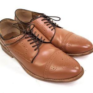 Joseph Abboud Brogue Oxford Shoes
